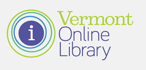 Vermont Online Library icon button
