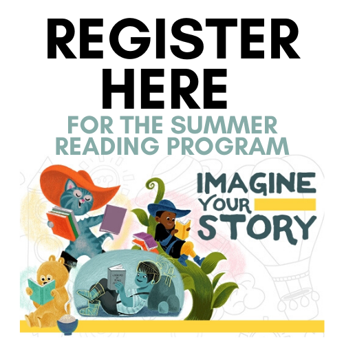 Register Here for the Summer Reading Program