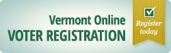 Vermont Online Voter Registration